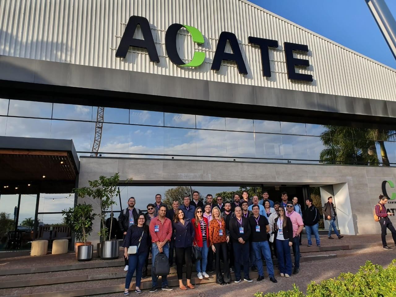 PBSoft avalia missão empresarial para conhecer ecossistema de tecnologia de Florianópolis